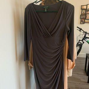 Ralph Lauren chic work dress